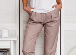 Spodnie dla kobiet na luźne okazje