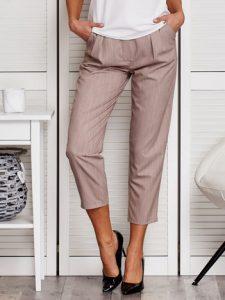 Spodnie bloomersy damskie