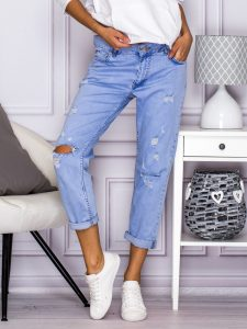 Tanie spodnie damskie