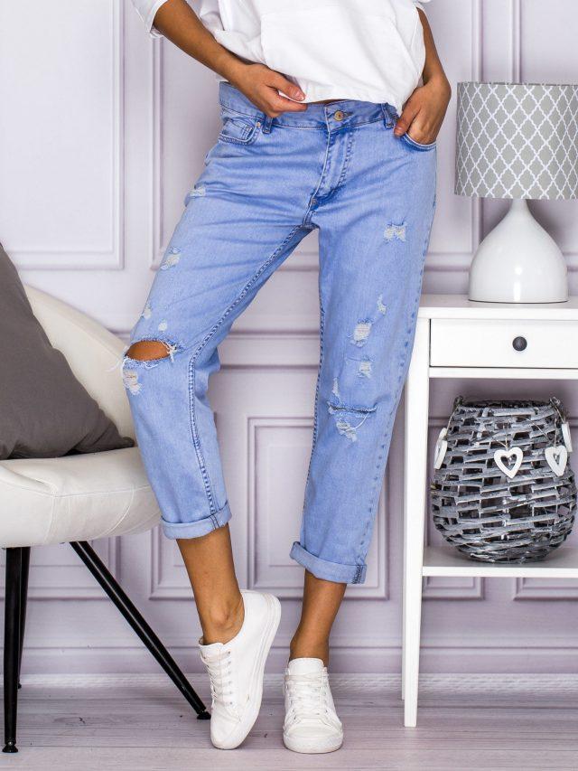 Modne, tanie i wygodne spodnie jeansowe
