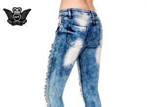 modne spodnie damskie