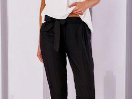 damskie spodnie do pracy