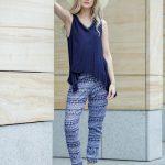 spodnie materiałowe damskie