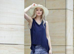 Spodnie materiałowe damskie – ciekawe modele